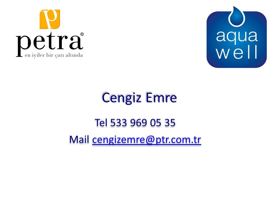 Cengiz Emre Tel 533 969 05 35 Mail cengizemre@ptr.com.trcengizemre@ptr.com.tr Tel 533 969 05 35 Mail cengizemre@ptr.com.trcengizemre@ptr.com.tr