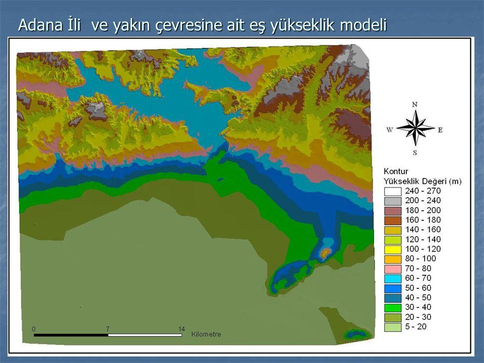 Adana İli Kent İçi Yol Haritası