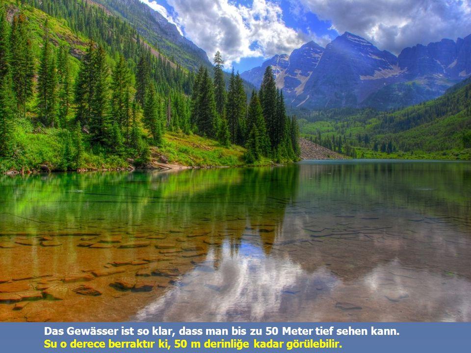 Im Jahr 1996 erklärte die UNESCO den Baikalsee zu einer Biosphere Nature Reserve UNESCO 1996'da Baykal Gölünü «Biyosfer Doğa Rezervi» olarak ilan etti