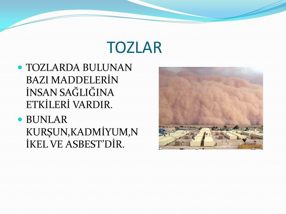 OZON TABAKASINA ZARAR VEREN GAZLAR 1- Kloroflorokarbonlar (CFC'ler), genel olarak klima sistemlerinde, buzdolaplarında köpük üretiminde (örneğin yataklar için) kullanılır.