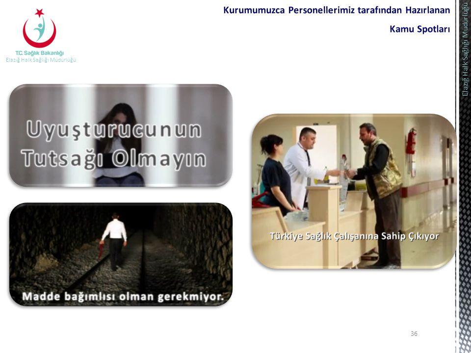 36 Elazığ Halk Sağlığı Müdürlüğü