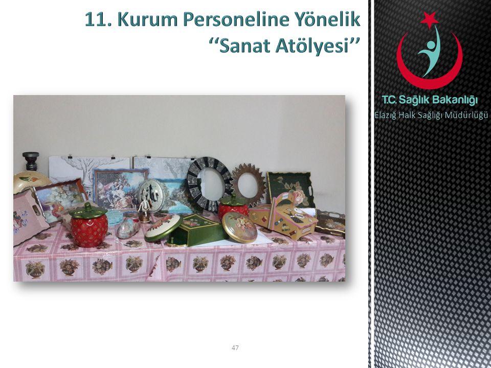 47 Elazığ Halk Sağlığı Müdürlüğü