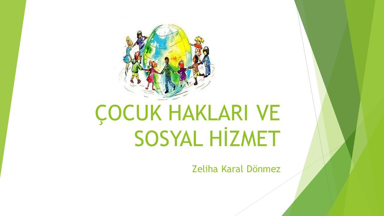 Osmanlı Devleti'nde Çocuk Koruma Sistemi  Toplumların geleceklerini inşa etmesinde çocukların önemli bir unsur olduklarını görmekteyiz.