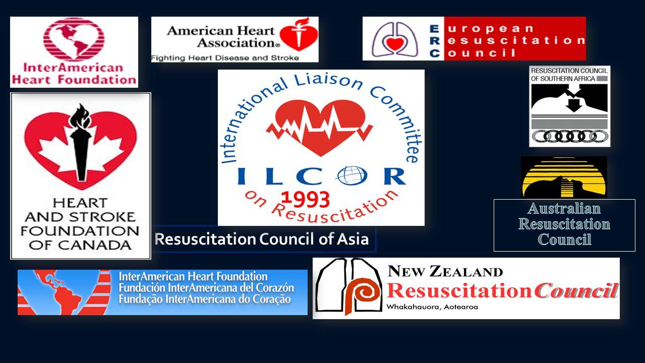 Resuscitation Council of Asia 1993