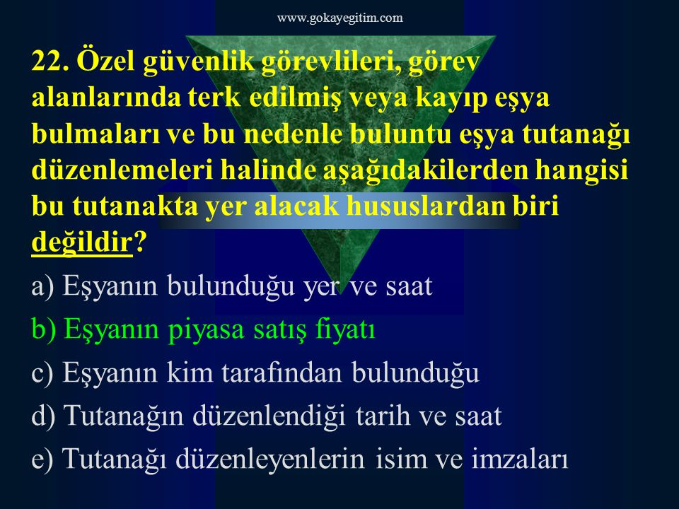www.gokayegitim.com 22.