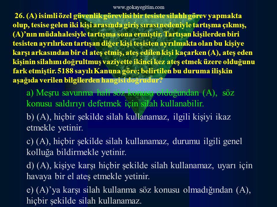 www.gokayegitim.com 26.