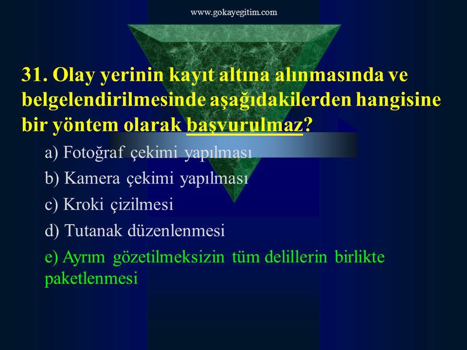 www.gokayegitim.com 31.