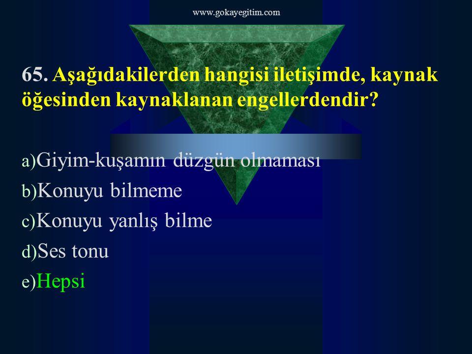 www.gokayegitim.com 65.