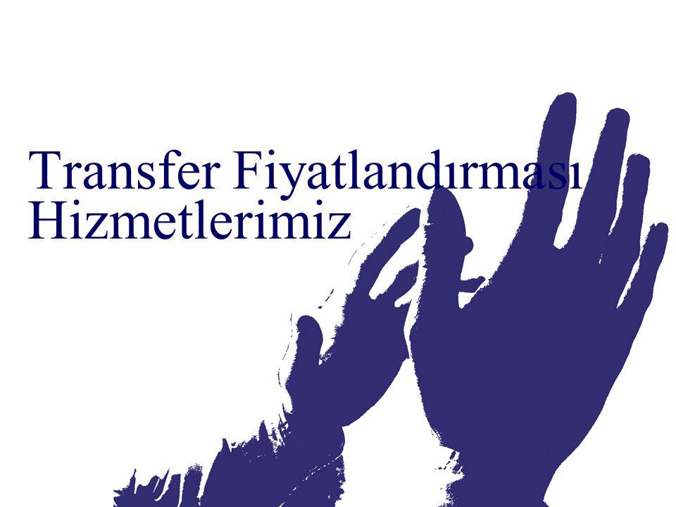 Transfer Fiyatlandırması Hizmetlerimiz