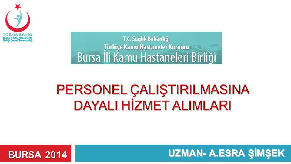 UZMAN- A.ESRA ŞİMŞEK BURSA 2014