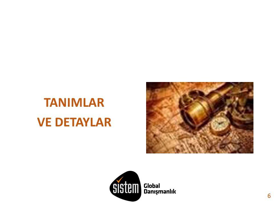 TANIMLAR VE DETAYLAR 6
