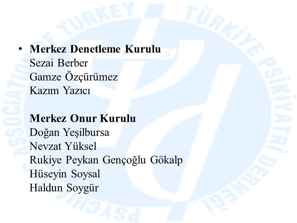 Türkiye Psikiyatri Derneği Merkez Yönetim Kurulu, Şizofreni Dernekleri Federasyonu ile birlikte Dünya Ruh Sağlığı Günü nedeniyle 10 Ekim 2014 Cuma Günü Saat 11.00 de Türkiye Psikiyatri Derneği Genel Merkezi'nde bir basın toplantısı gerçekleştirildi.