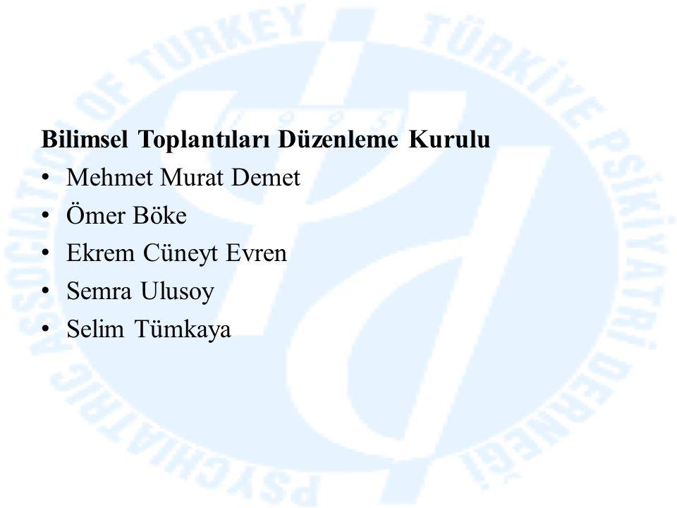 Yeterlik Kurulu Eğitim Planlama Geliştirme Alt Kurulu (EPGAK) 14-15 Haziran 2014 tarihlerinde, 'Psikiyatri uzmanlık eğitimi müfredatı üzerine' Ankara'da bir çalıştay gerçekleştirildi