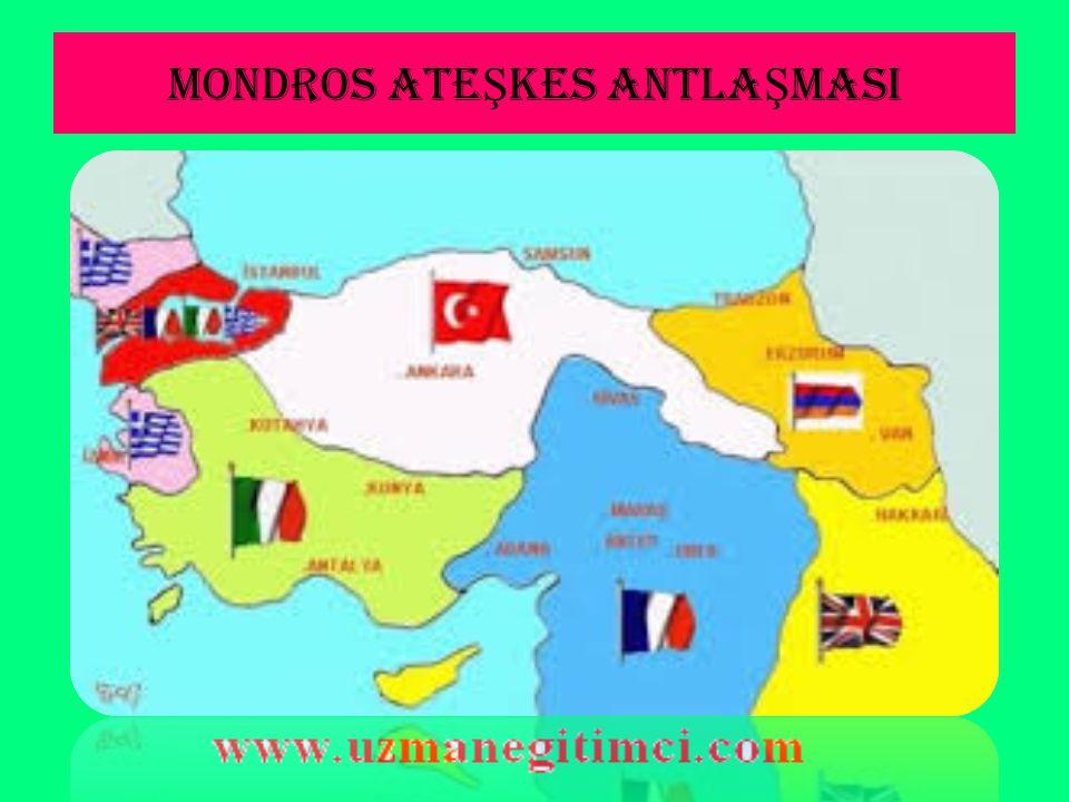 KUVA- İ M İ LL İ YE'N İ N OLU Ş MASI 4) Batı Anadolu'yu işgal Eden Yunanlılar ise her yerde katliam yapıyorlardı.
