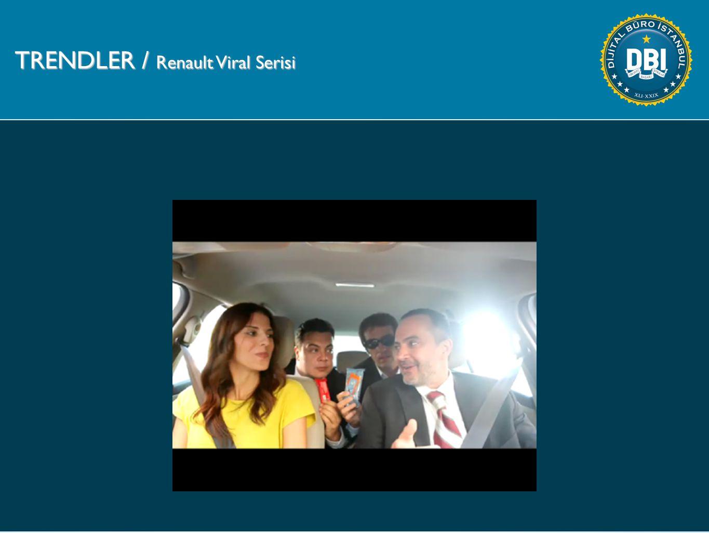TRENDLER / Renault Viral Serisi