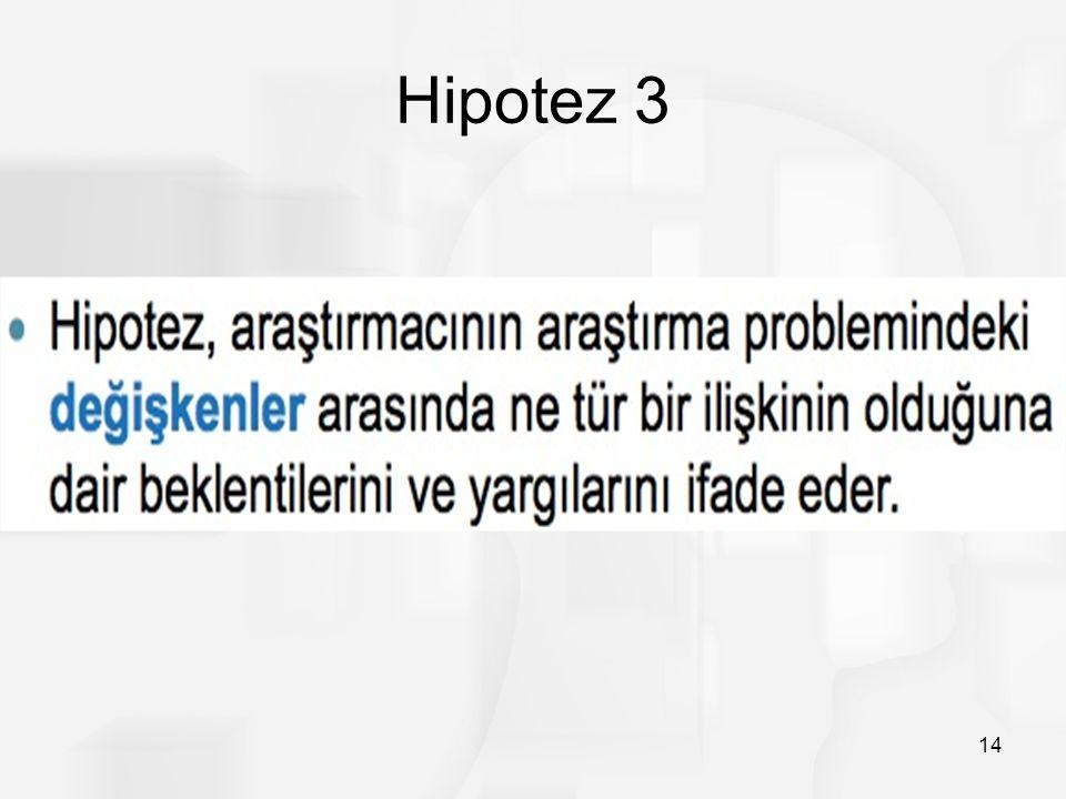 Hipotez 3 14
