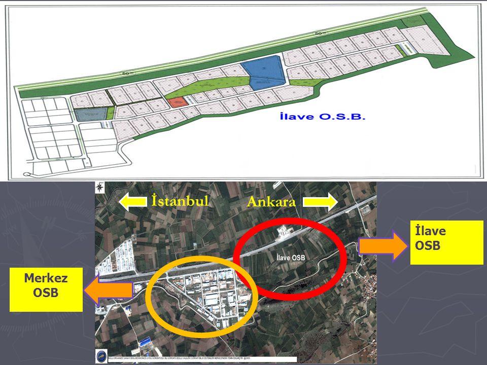 İstanbul Ankara Merkez OSB İlave OSB