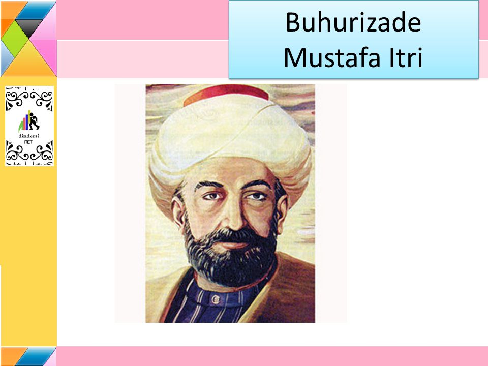 Buhurizade Mustafa Itri