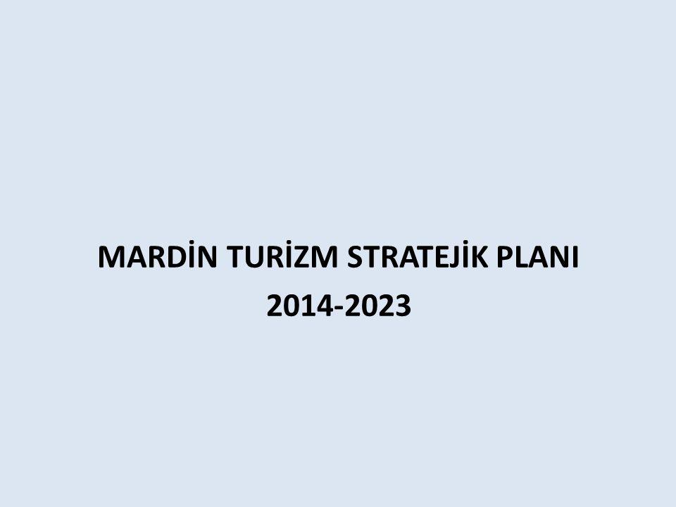 MARDİN TURİZM STRATEJİK PLANI 2014-2023