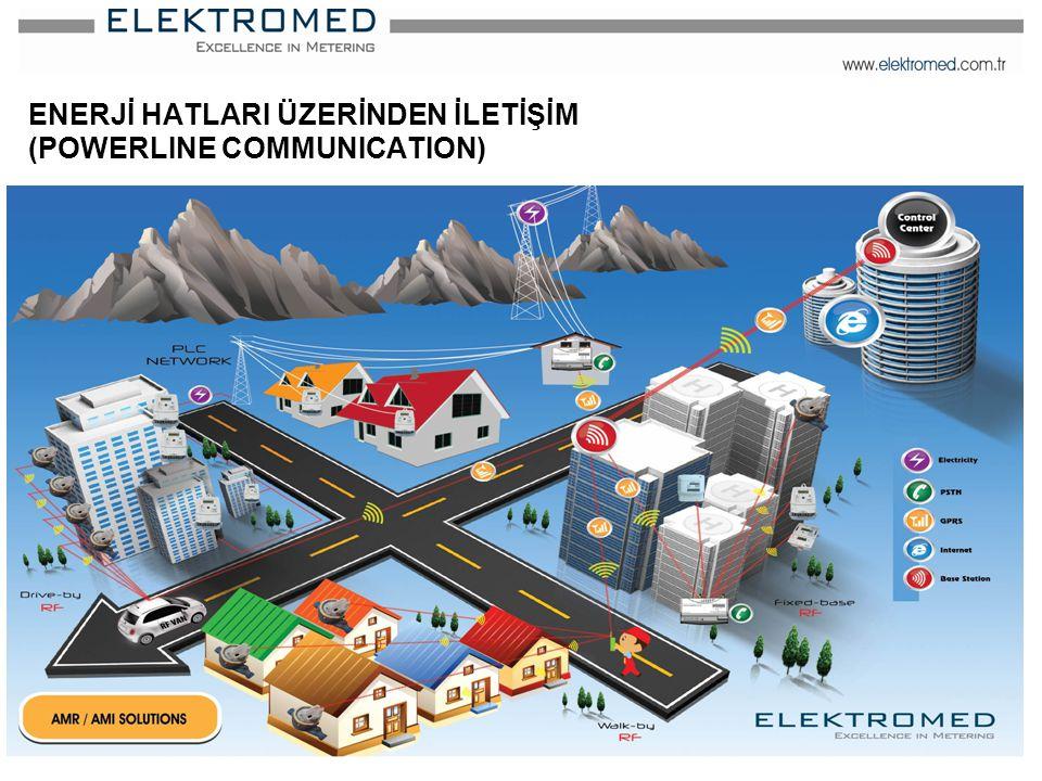 ENERJİ HATLARI ÜZERİNDEN İLETİŞİM (POWERLINE COMMUNICATION)