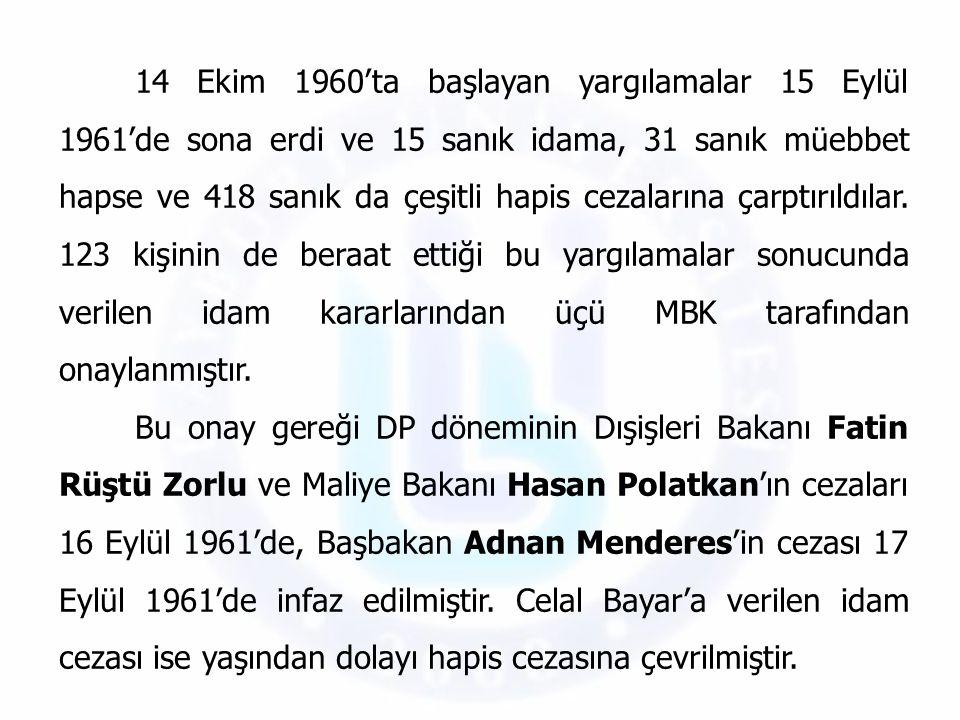 V.KOALİSYON HÜKÜMETLERİ DÖNEMİ (1974-1980) 1.