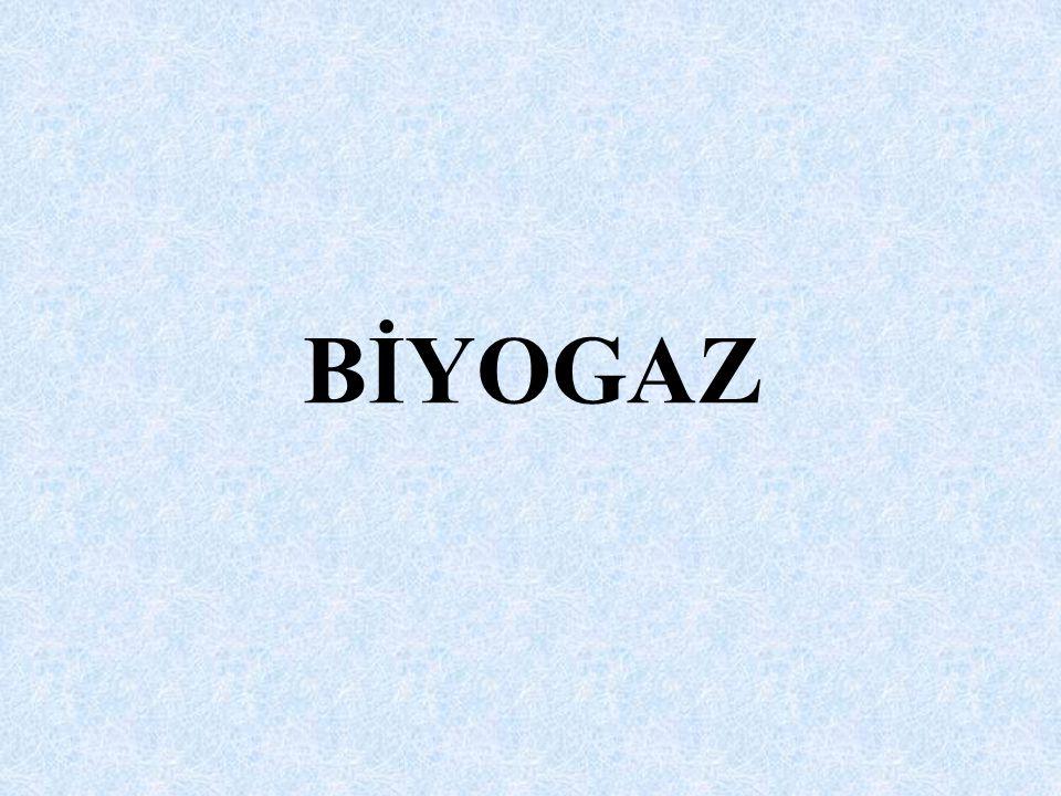 BİYOGAZ