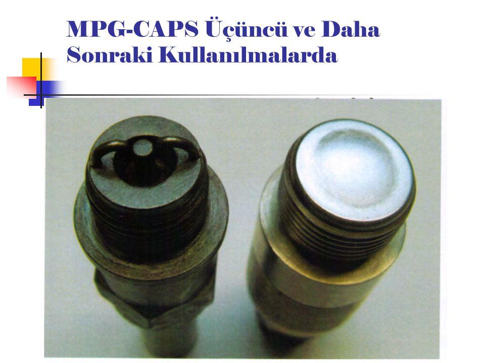 MPG-CAPS Üçüncü ve Daha Sonraki Kullanılmalarda
