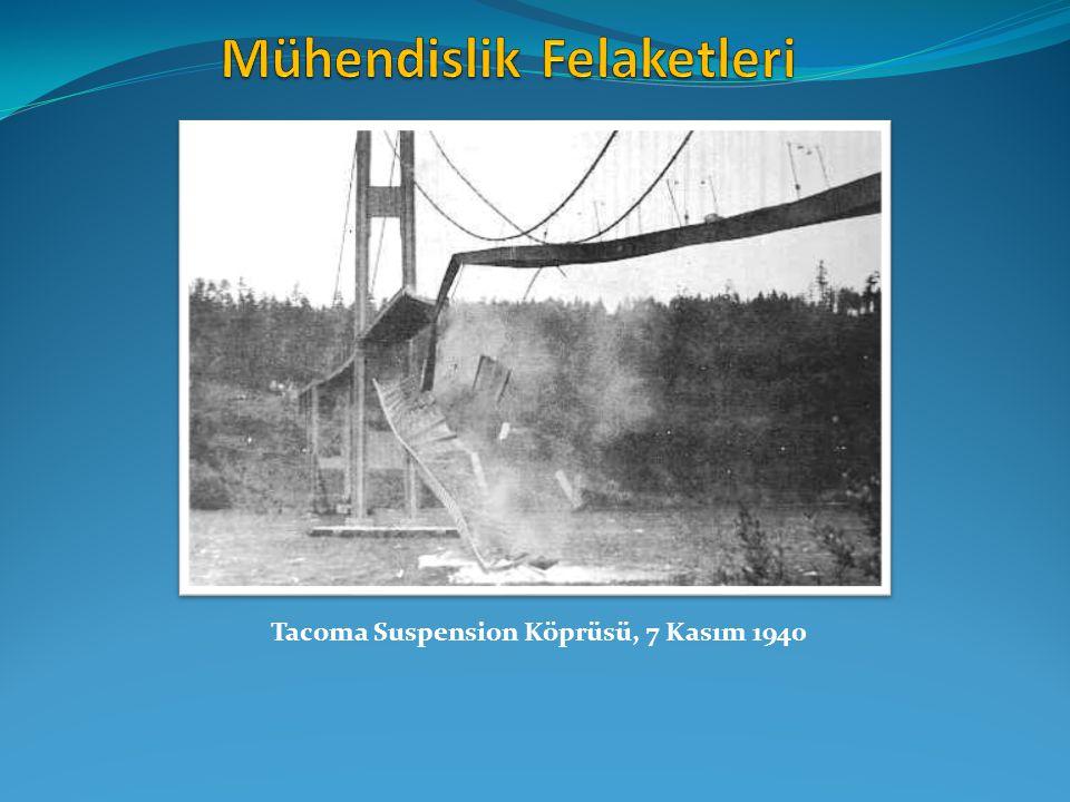 Tacoma Suspension Köprüsü, 7 Kasım 1940