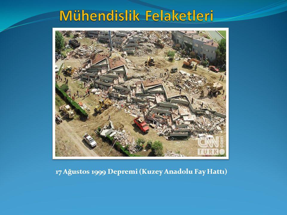 17 Ağustos 1999 Depremi (Kuzey Anadolu Fay Hattı)