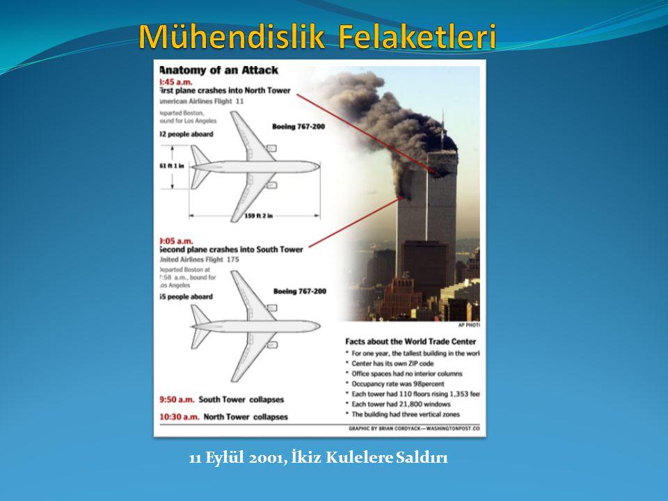 11 Eylül 2001, İkiz Kulelere Saldırı