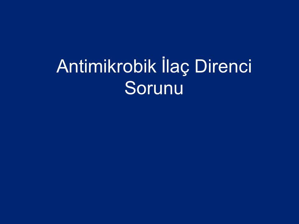 Antimikrobik İlaç Direnci Sorunu