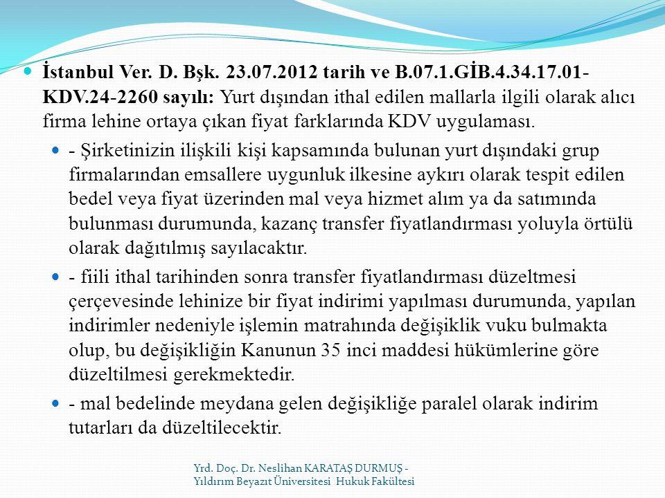 İstanbul Ver.D. Bşk.