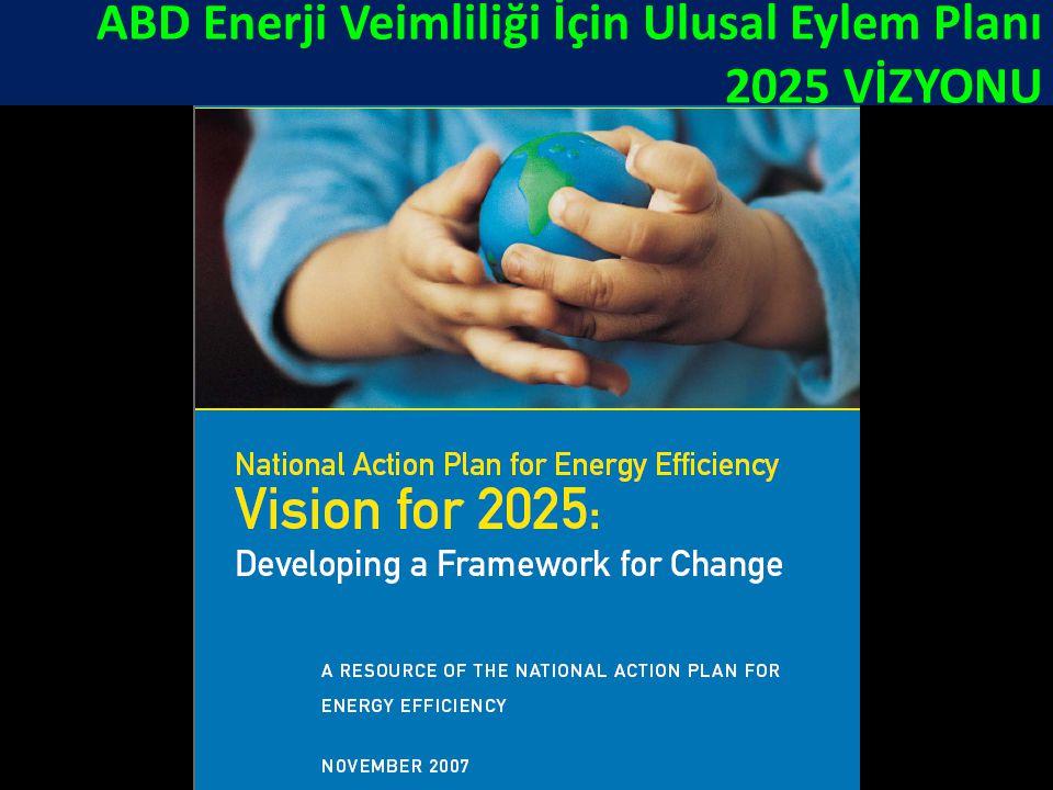 ABD Enerji Veimliliği İçin Ulusal Eylem Planı 2025 VİZYONU