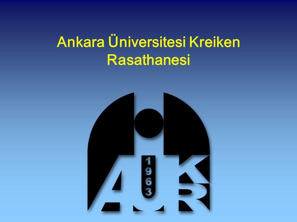 Ankara Üniversitesi Kreiken Rasathanesi