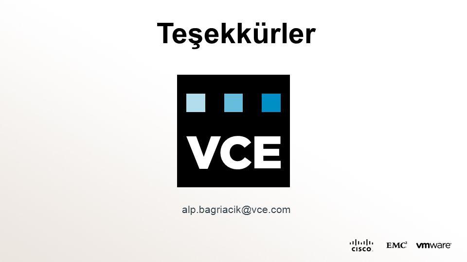 Teşekkürler alp.bagriacik@vce.com
