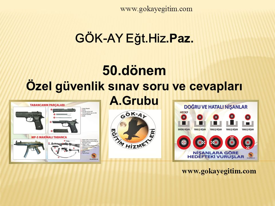www.gokayegitim.com 152