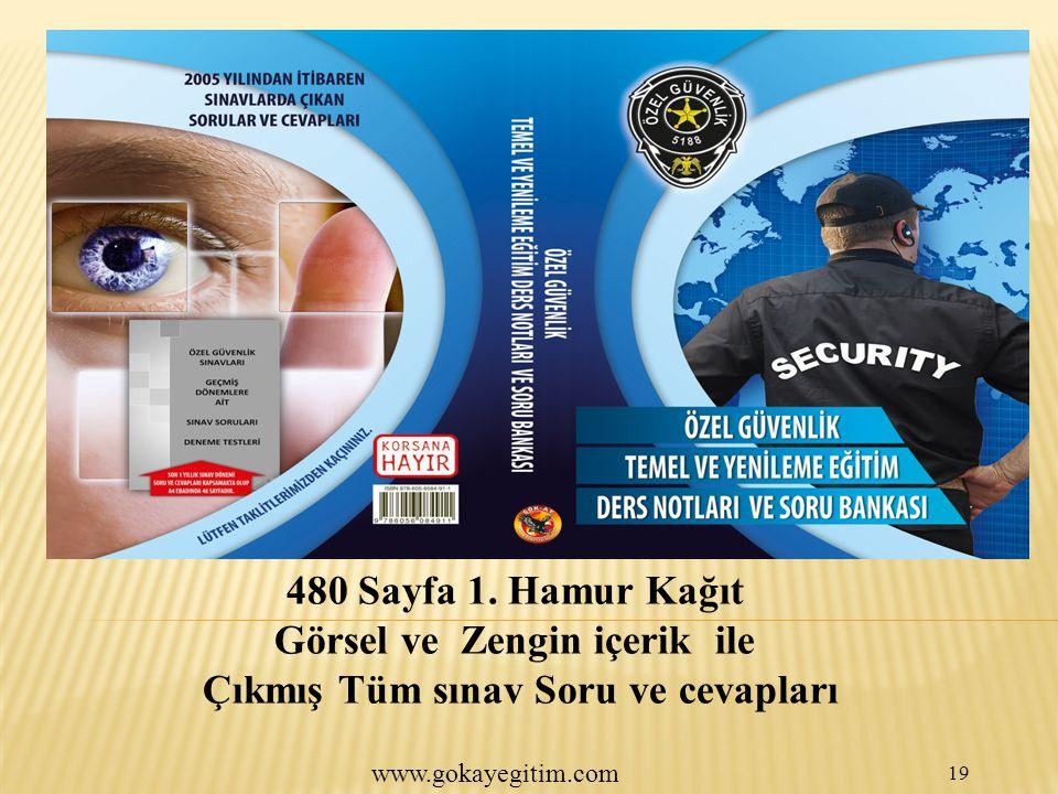 www.gokayegitim.com 19 480 Sayfa 1.