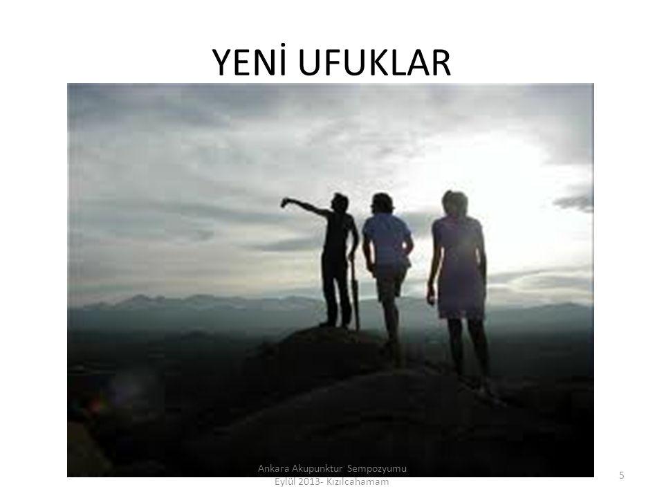 Tensegrity (Gerilim bütünlüğü) 96 Ankara Akupunktur Sempozyumu Eylül 2013- Kızılcahamam