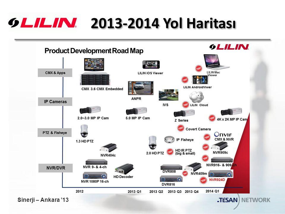 2013-2014 Yol Haritası Sinerji – Ankara '13