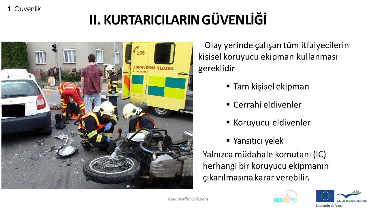 1. Güvenlik II.