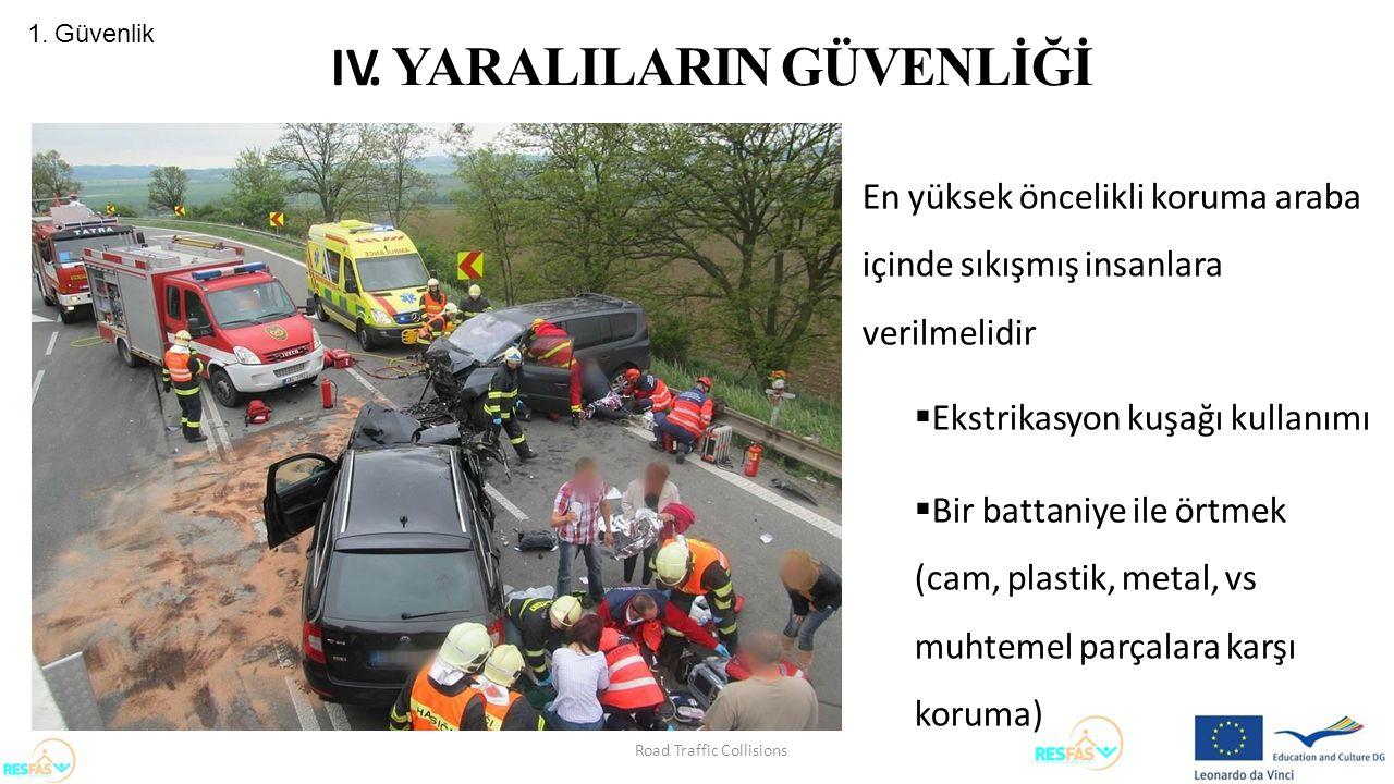 1. Güvenlik IV.
