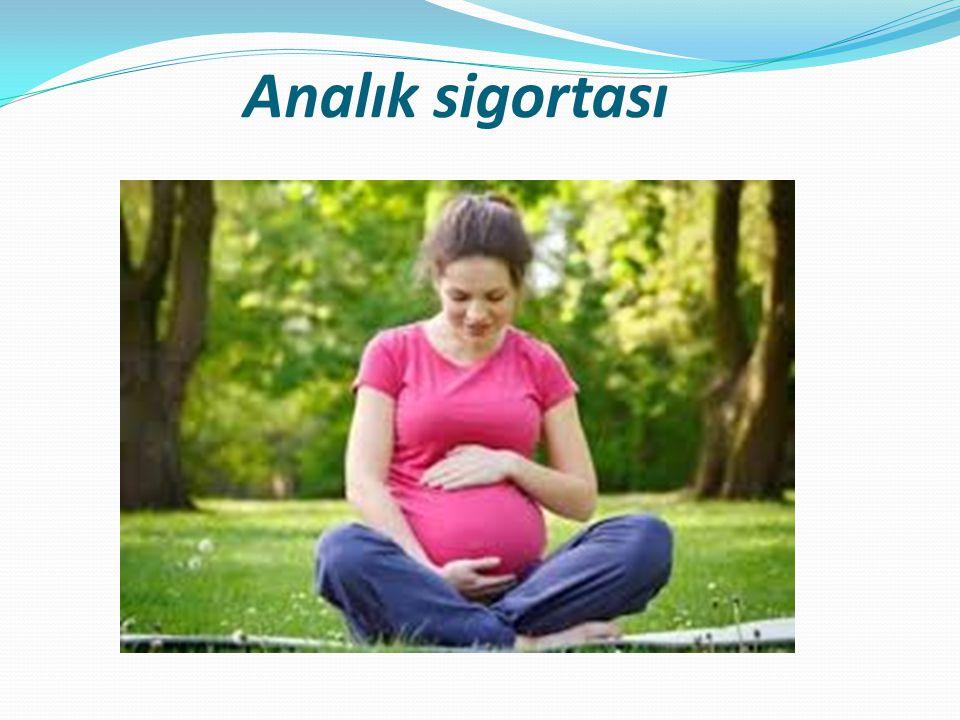 Kadın memur, isteği halinde doğumdan önceki üç haftaya kadar kurumunda çalışabilir.