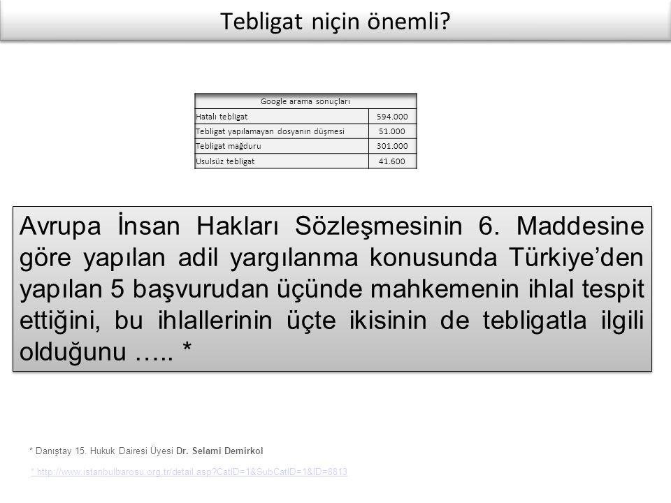 Avrupa İnsan Hakları Sözleşmesinin 6. Maddesine göre yapılan adil yargılanma konusunda Türkiye'den yapılan 5 başvurudan üçünde mahkemenin ihlal tespit