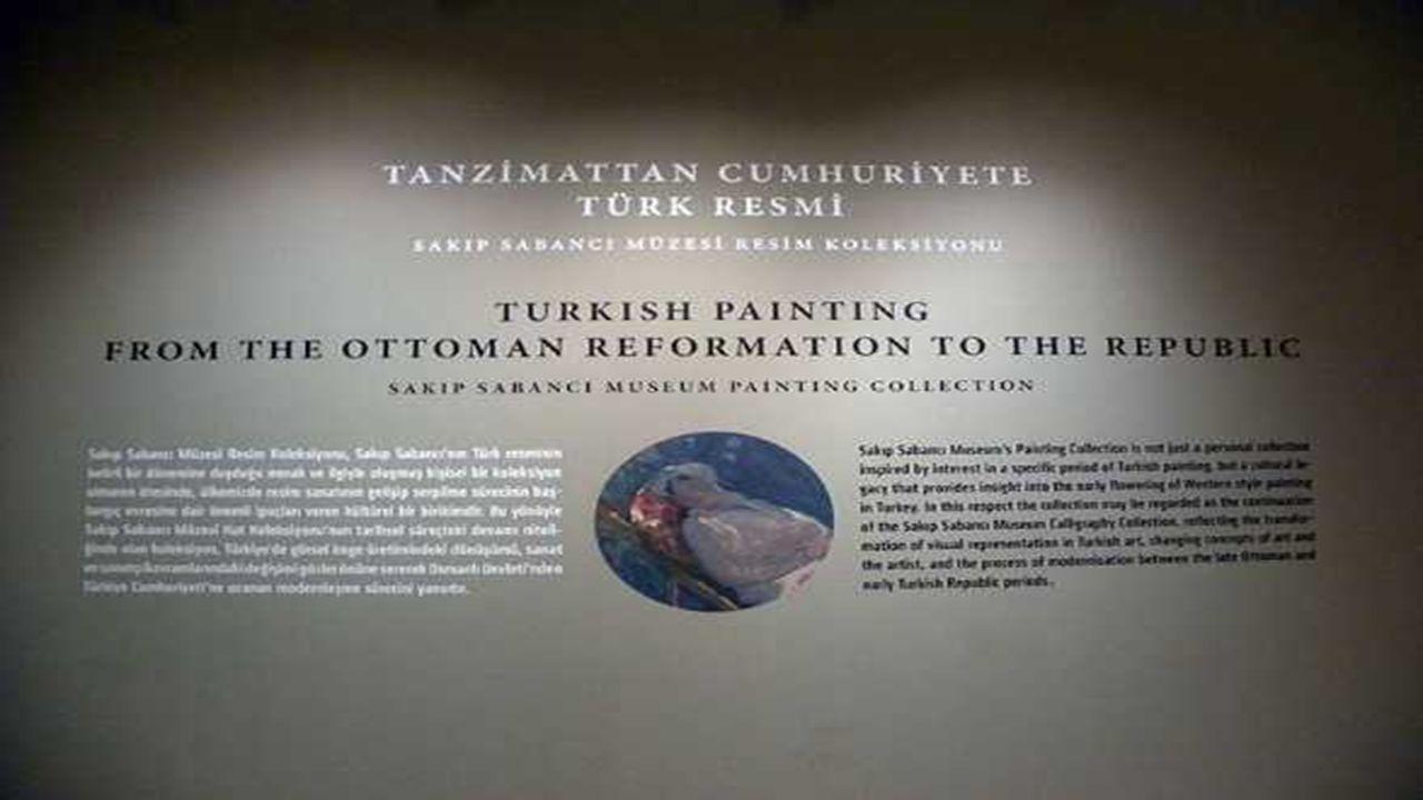 TANZİMATTAN MEŞRUTİYET'E : SARAY VE SANAT Tanzimat Fermanı'nın 1839'da okunuşundan I.Meşrutiyet'in 1876'da ilanına kadar süren dönem, Osmanlı Devleti'nin siyasal,toplumsal ve ekonomik yapısını Batılı anlamda düzenleyen bir dizi reforma tanık oldu.