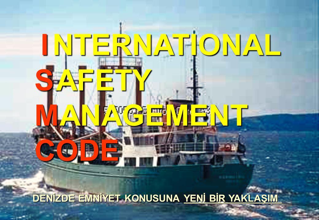 İLK DENETİM (Initial Assessment) 5) Gemi(ler) denetlenecek, (Yeterlilik ve Uygunluk denetimleri) (Yeterlilik ve Uygunluk denetimleri) Majör uygunsuzluk bulunur ise, Majör uygunsuzluk bulunur ise, derhal müdahale edilmesi ve izalesi derhal müdahale edilmesi ve izalesi sağlanacak, sağlanacak, 6) Düzeltici faaliyet doğrulandığında SMC verilecek.SMC 5 Yıllıktır.