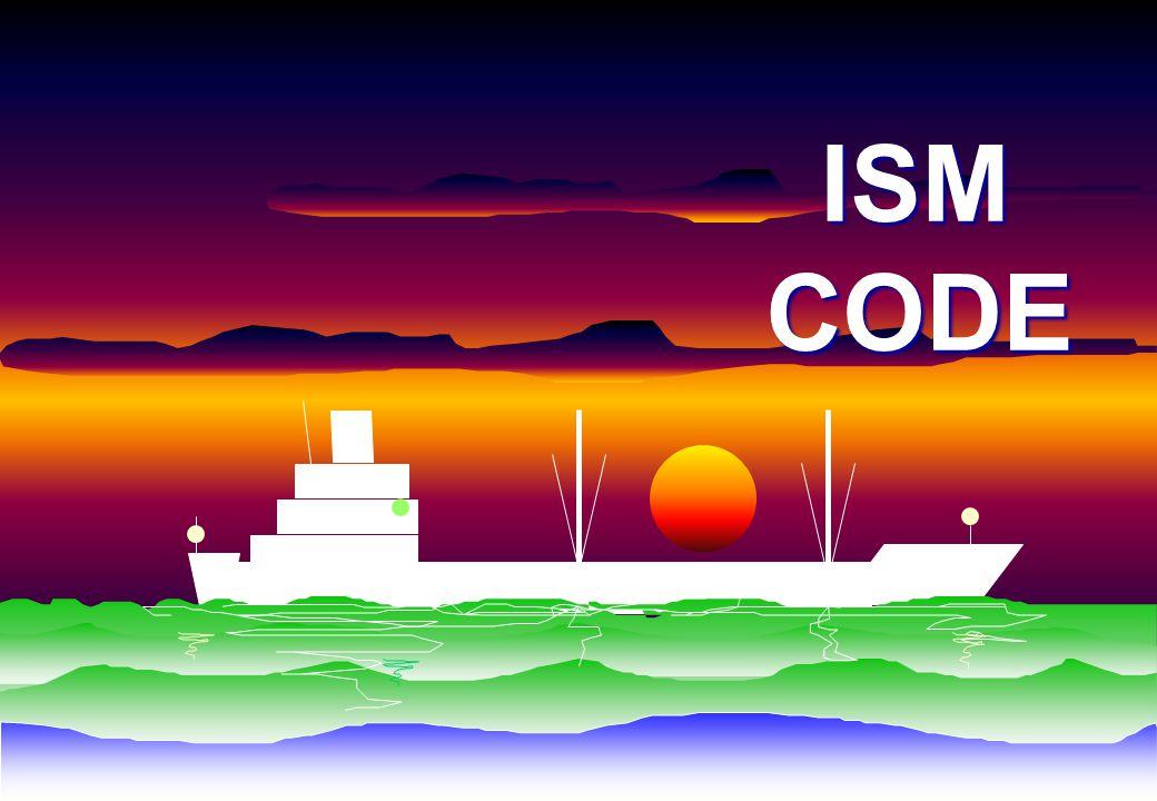ISM ISMCODE