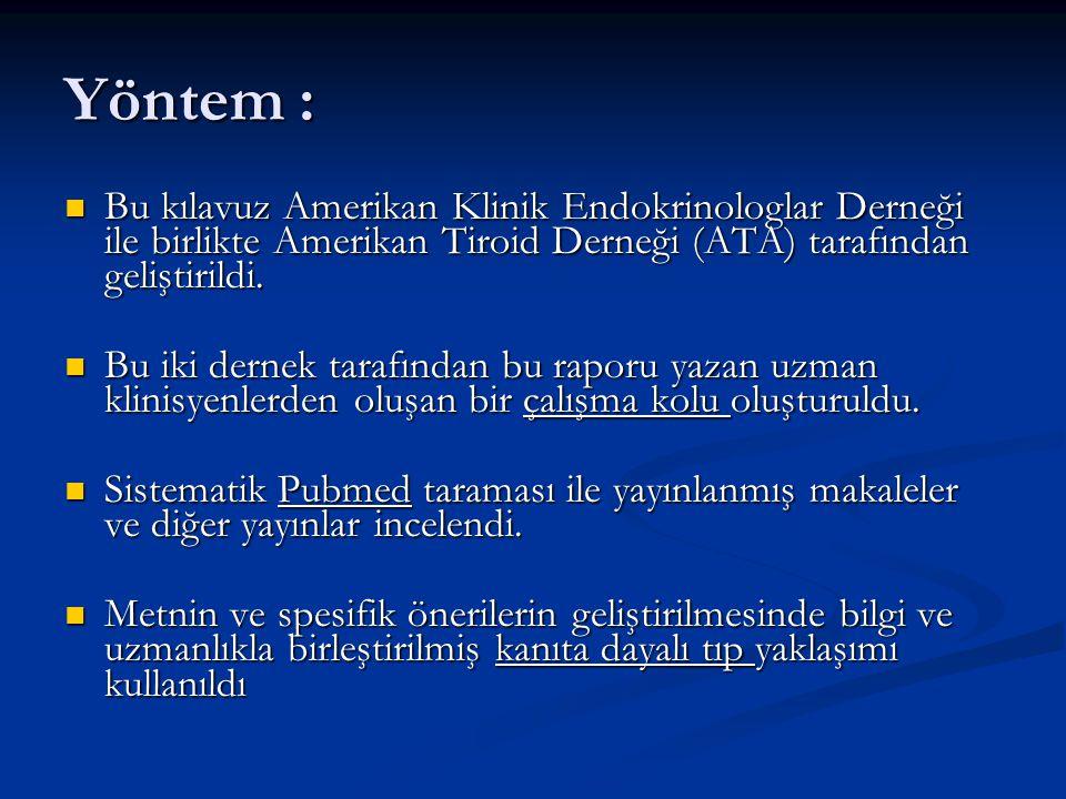 1- GRAVES HASTALIĞI Hipertiroidizm Nasıl Yönetilmelidir.