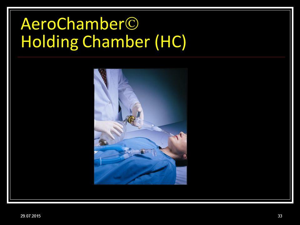 AeroChamber  Holding Chamber (HC) 29.07.201533