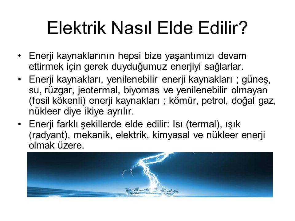 Tek farkları,dönmeyi sağlayan enerji kaynağının rüzgar değil, su olmasıdır.