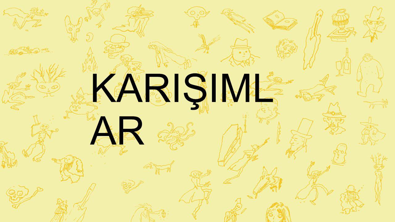 KARIŞIML AR